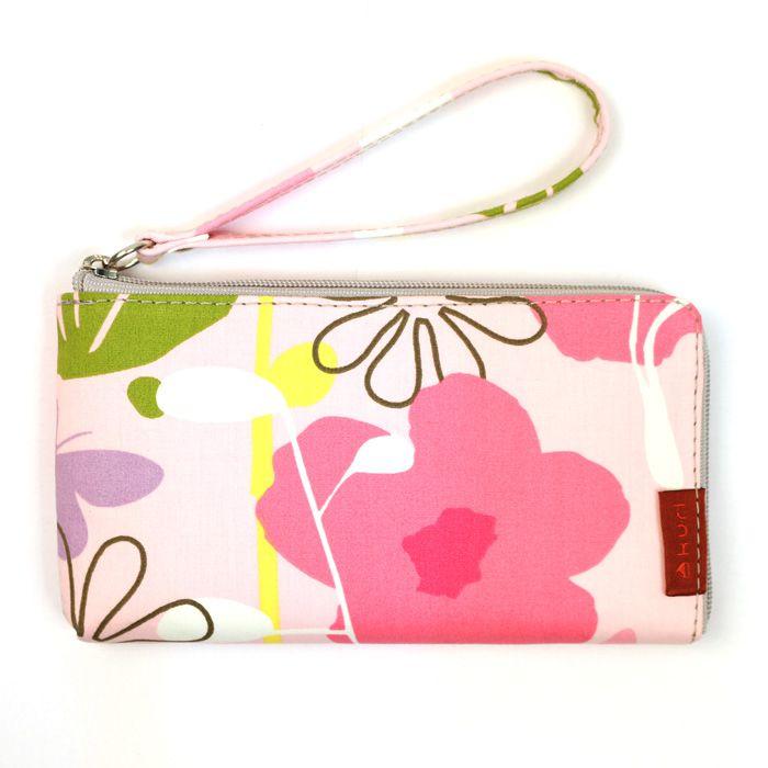 porta-celular MOBS | floral rosa