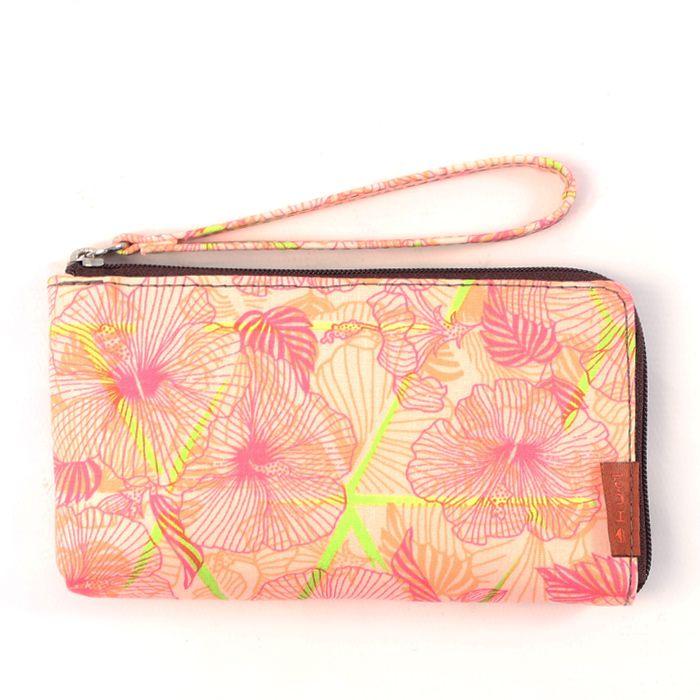 porta-celular MOBS | floral - rosa