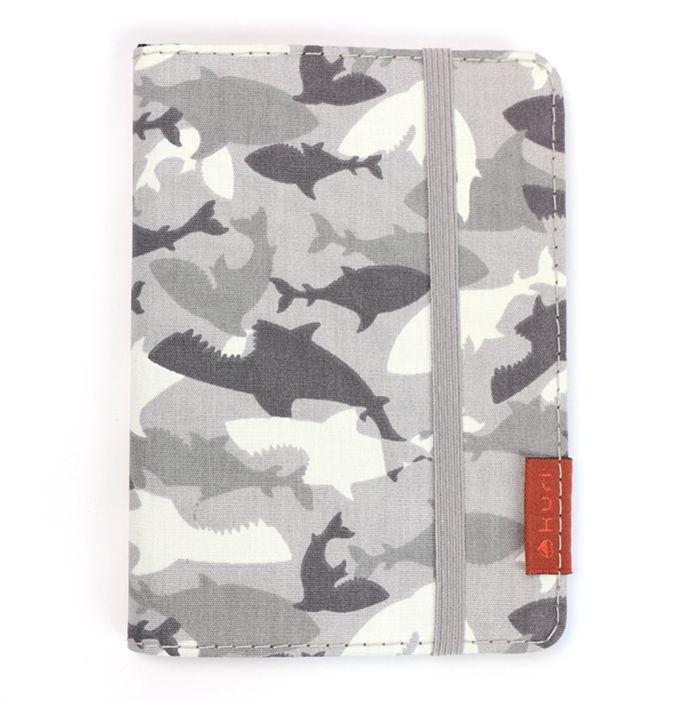 porta-passaporte DAN | tubarões