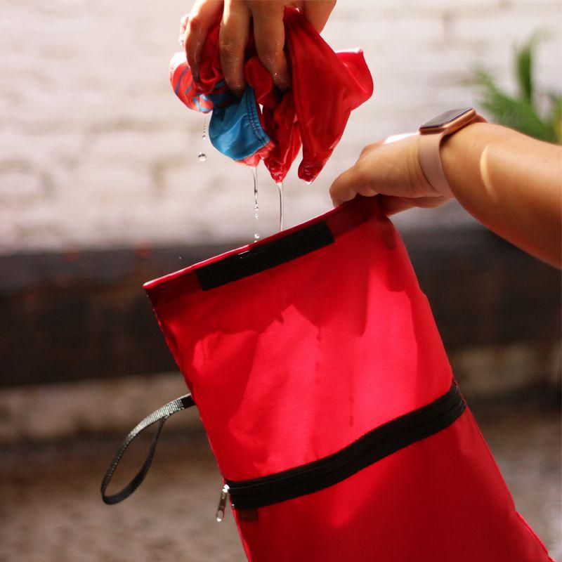 Saco Impermeável Maui para roupa molhada