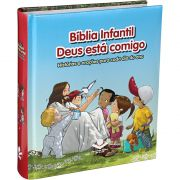 Bíblia Infantil Deus Está Comigo