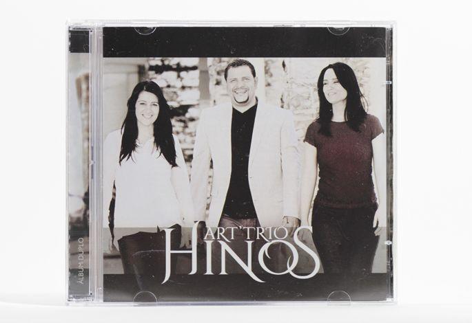 Art'trio - Hinos - CD Duplo