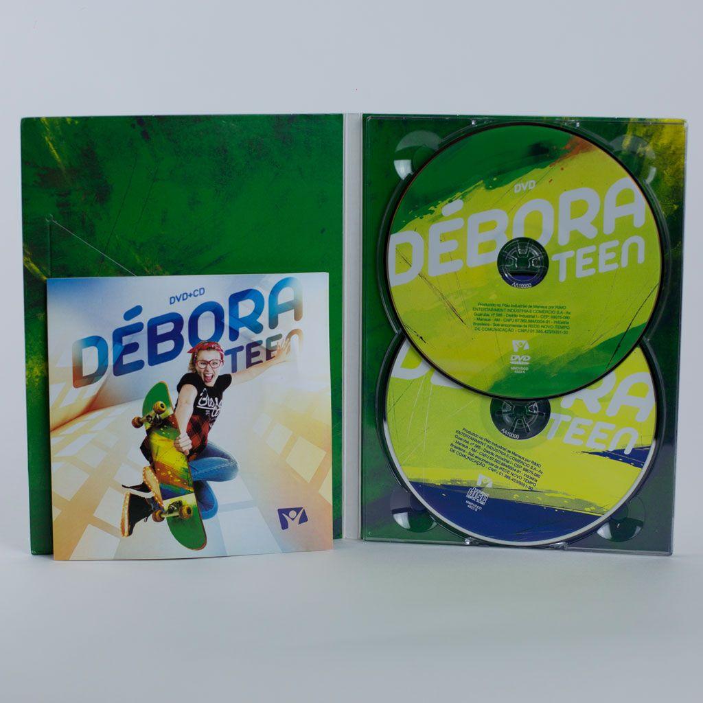 Débora Teen DVD + CD