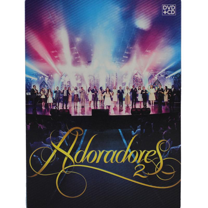 DVD Adoradores 2