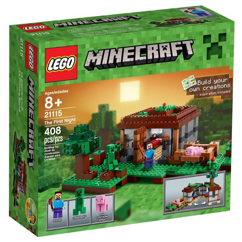 LEGO Minecraft - A Primeira Noite