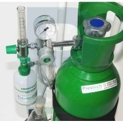Kit Cilindro 16 Litros para Oxigênio