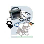 A - Monitor Veterinário Multiparamétrico AB 1000 - Nacional