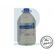 Água Deionizada 5L