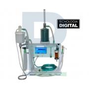 Aparelho de Anestesia Veterinária Hipnos Eletronic com Ventilador