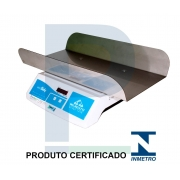 Balança Digital Mic Baby 15kg - Prato Inox