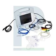 E - Monitor Veterinário Multiparamétrico - DL1000 Touch Screen