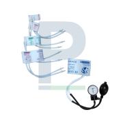 Kit Aparelho de Pressão Arterial 2 Vias