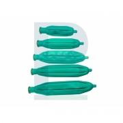 Kit de Balões de oxigênio em borracha