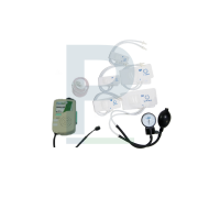 KIT DOPPLER PASTILHA VETERINARIO DV-3001- 2 VIAS