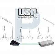 Kit Estudante USP - Anatomia/Dissecação
