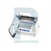 Lavadora Ultrassônica inox com Aquecimento - 3 Litros