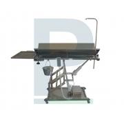Mesa calha Pantográfica - Base inox 2 motor