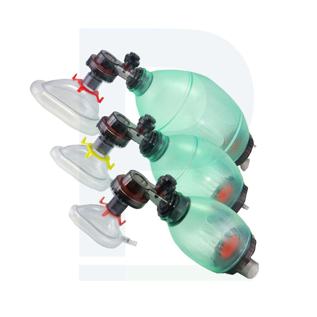 Ambú Veterinário de PVC - Não Autoclavável