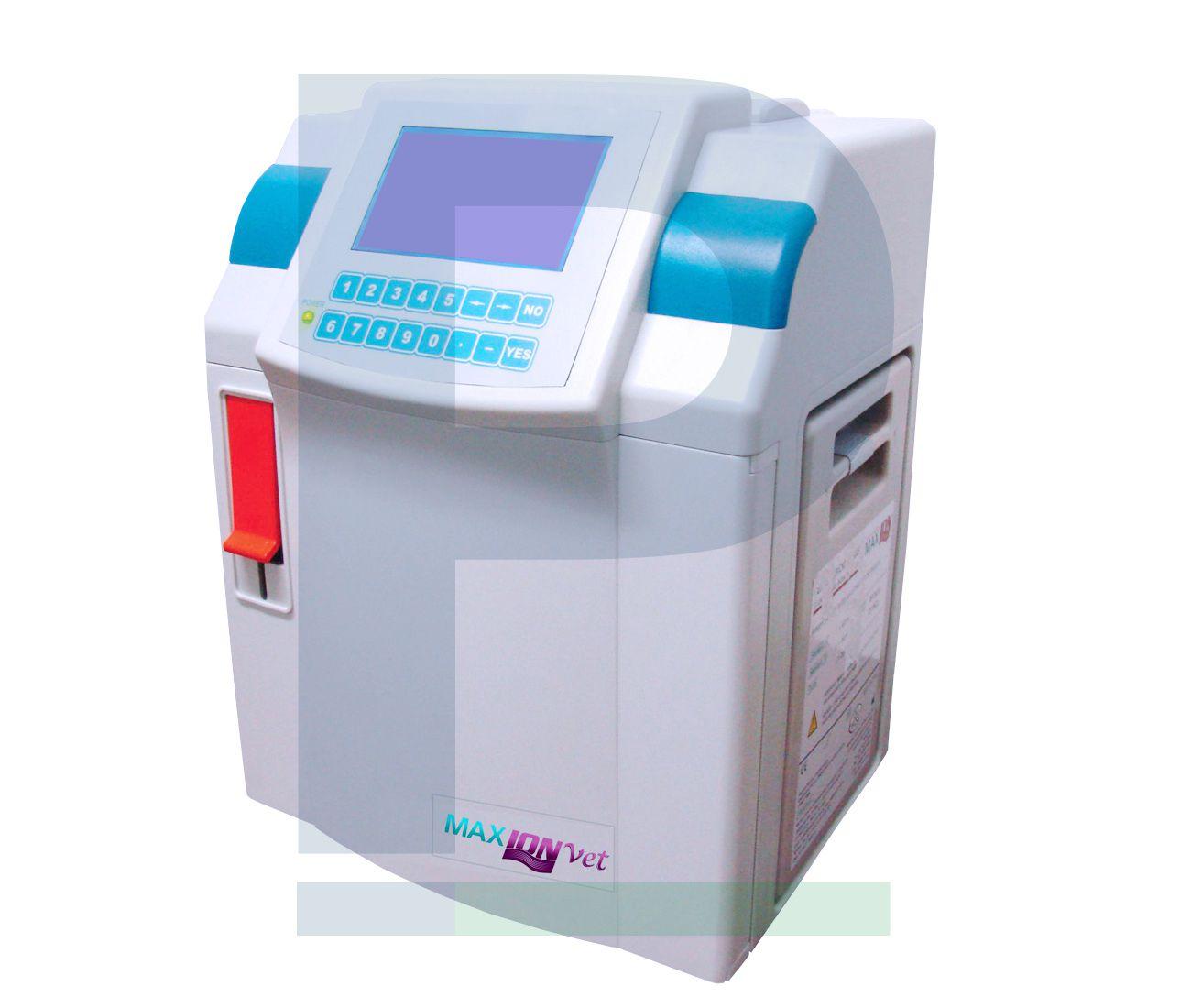 Analisador de Eletrólitos Veterinário