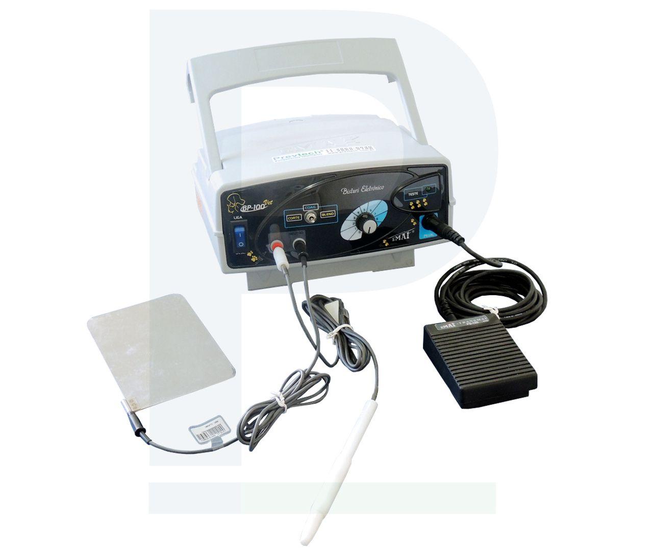 Bisturi Eletrônico Veterinário BP100 Plus