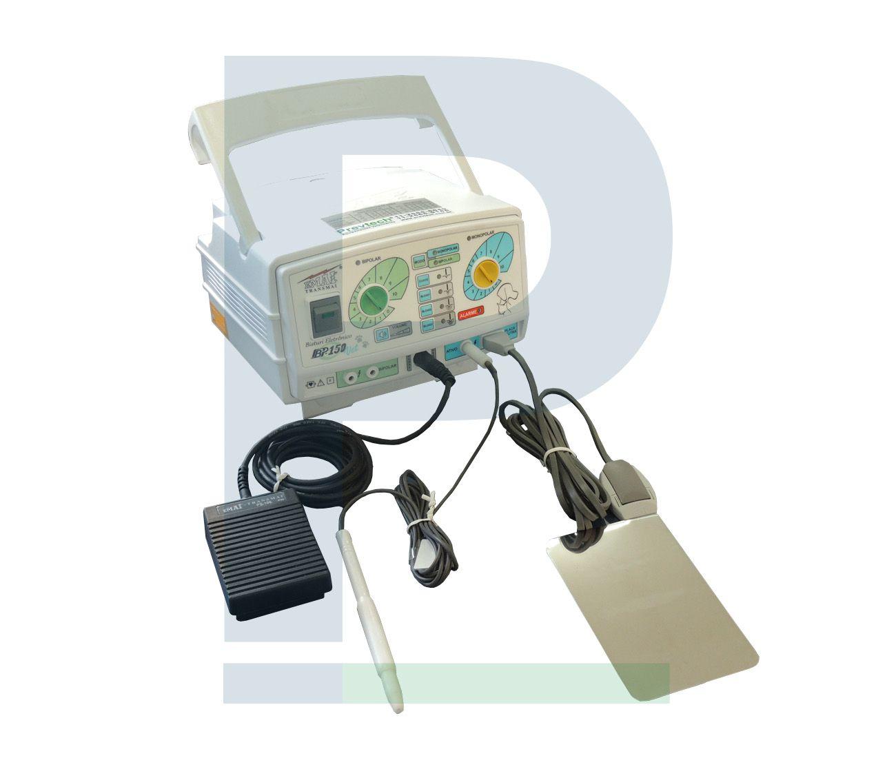 Bisturi Eletrônico Veterinário BP150 Digital