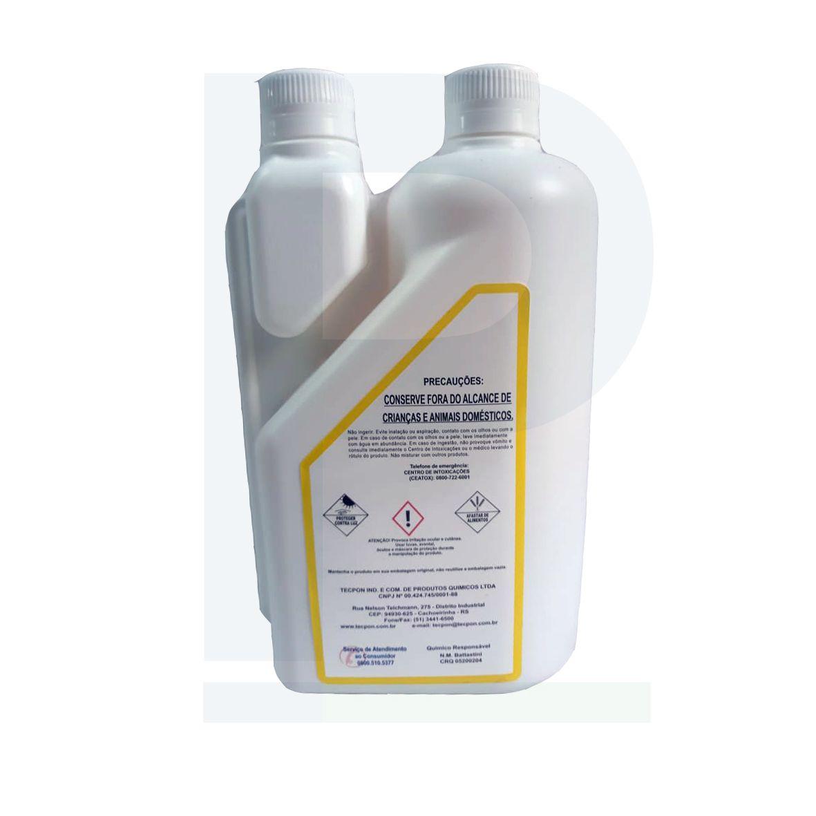 Detergente Enzimático Enzitec 5 enzimas-1 litros