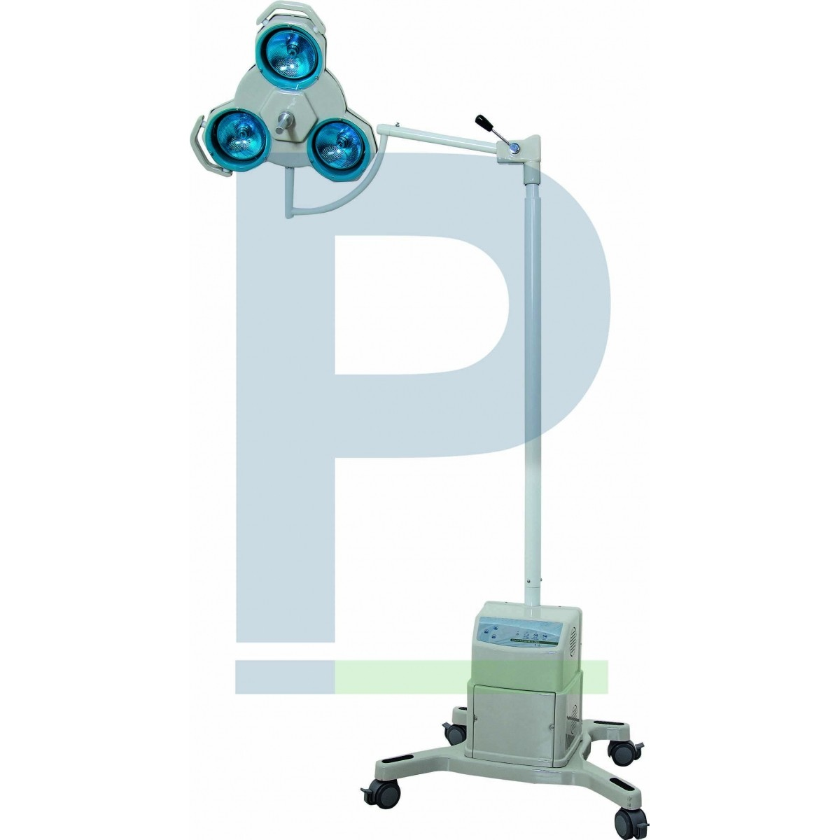 Foco Cirúrgico Auxiliar - 03 Bulbos