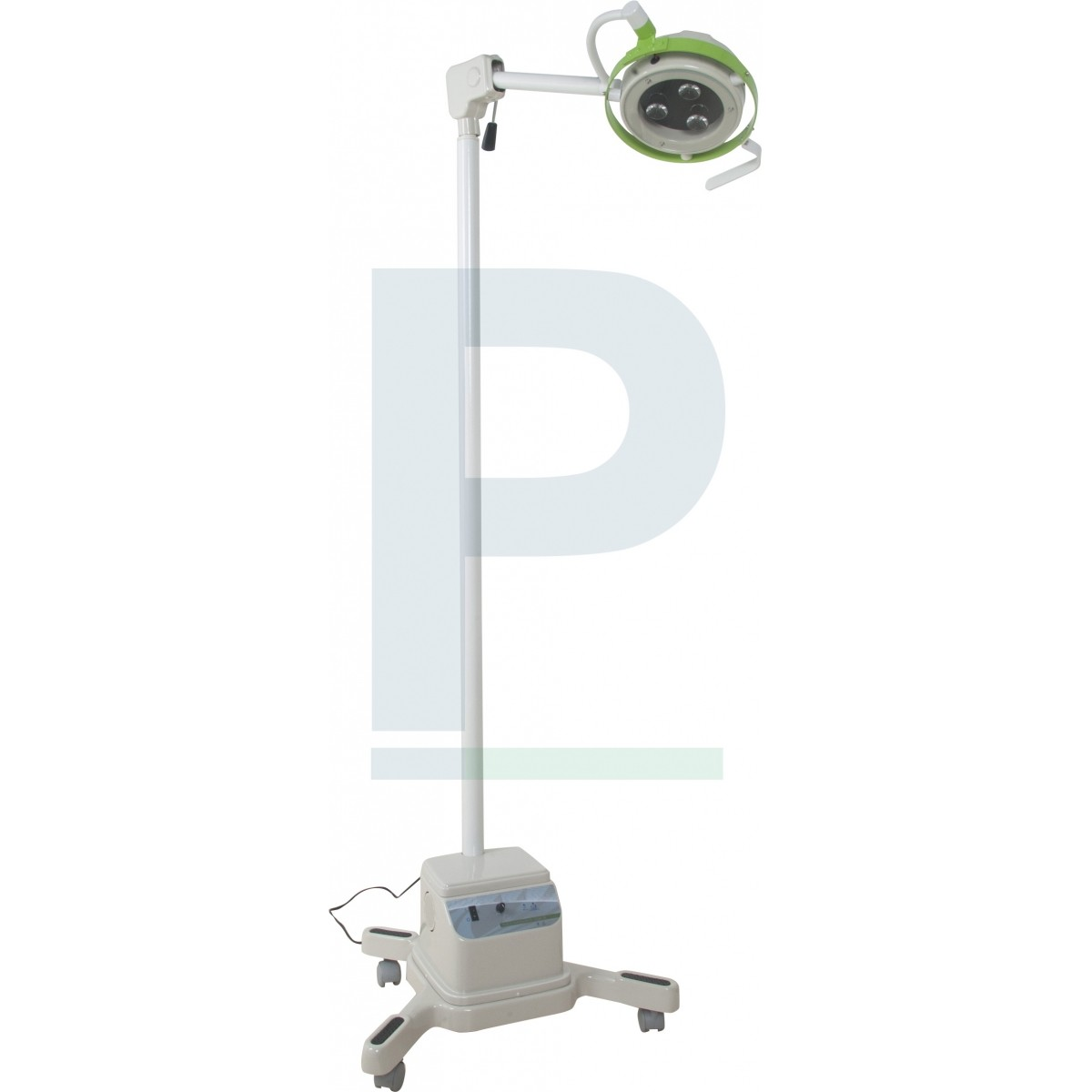 Foco Cirúrgico Auxiliar Com Bateria - 03 Leds