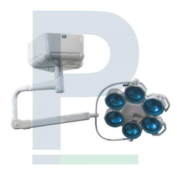 Foco Cirúrgico De Teto - 06 Bulbos