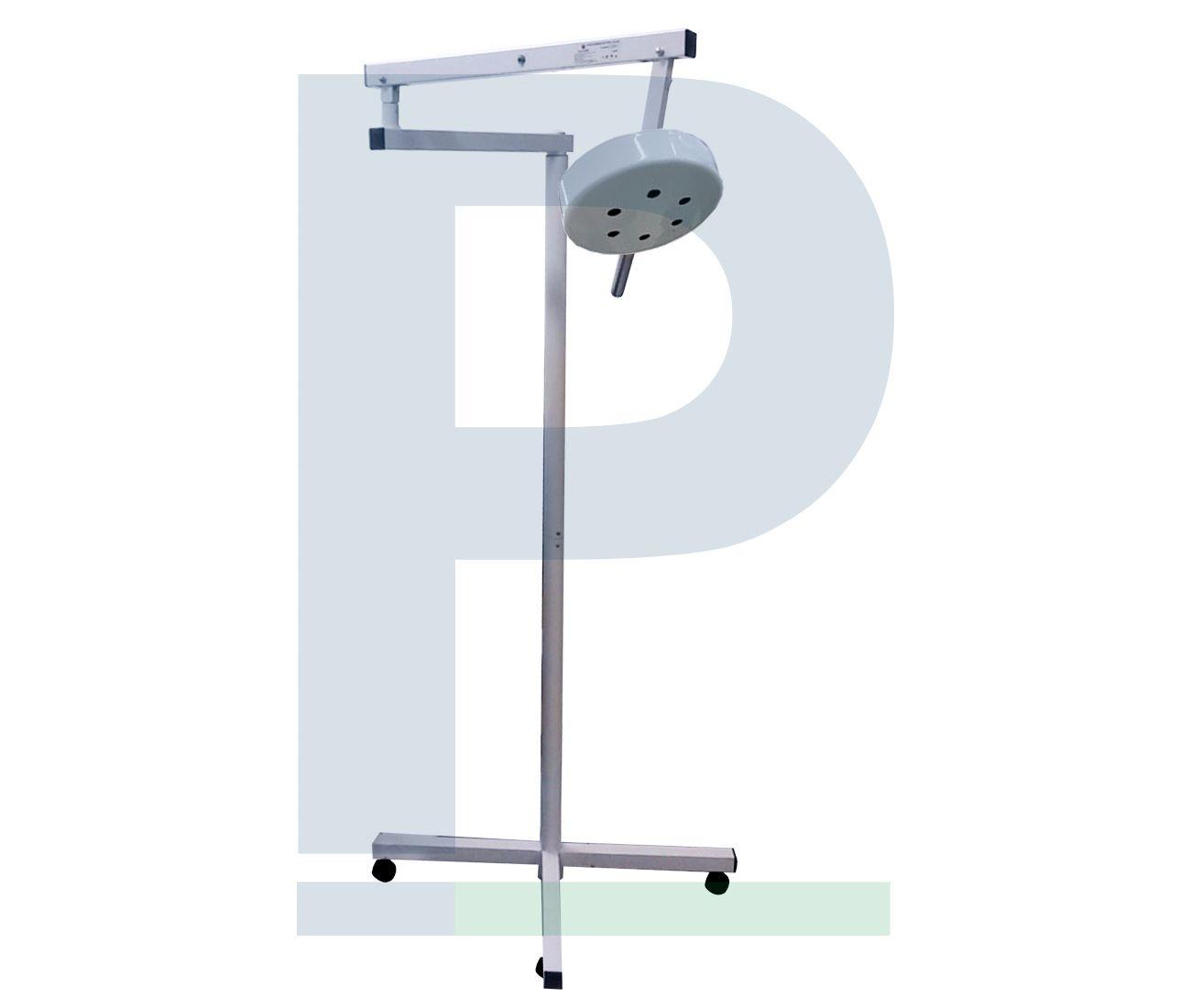 Foco Cirúrgico Pedestal sem Bateria - 06 Leds