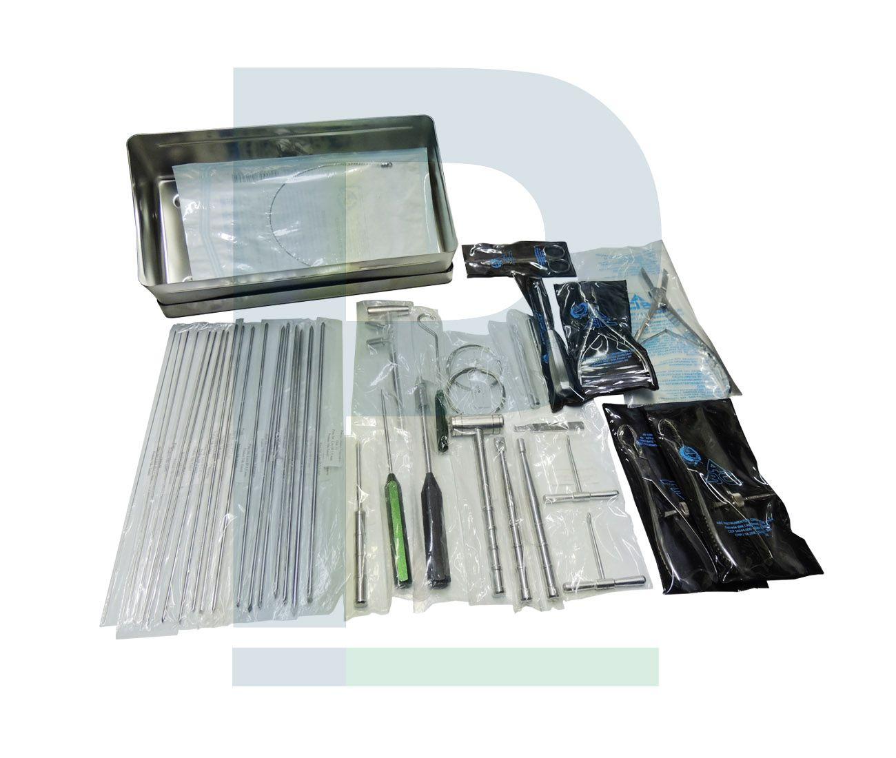 Kit Básico Ortopédico