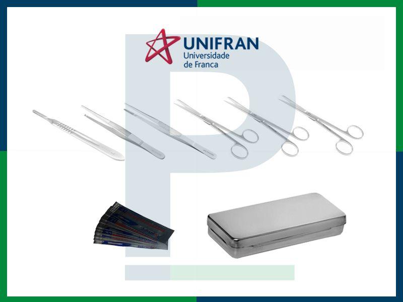Kit Estudante Unifran - Anatomia/Dissecação