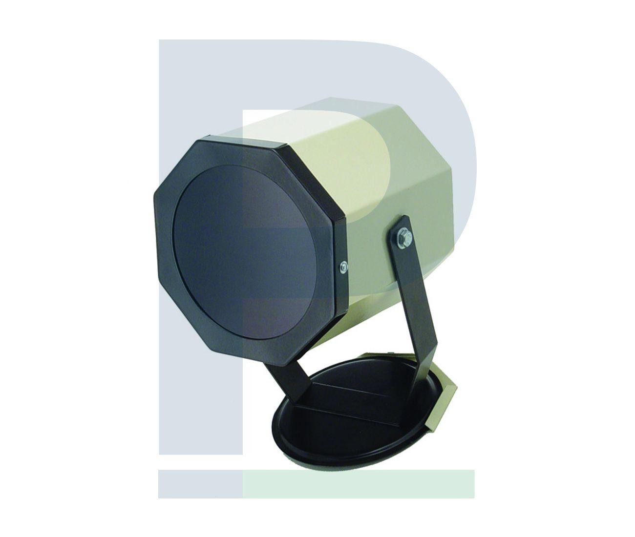 Lanterna Redonda Ajustável com Filtro