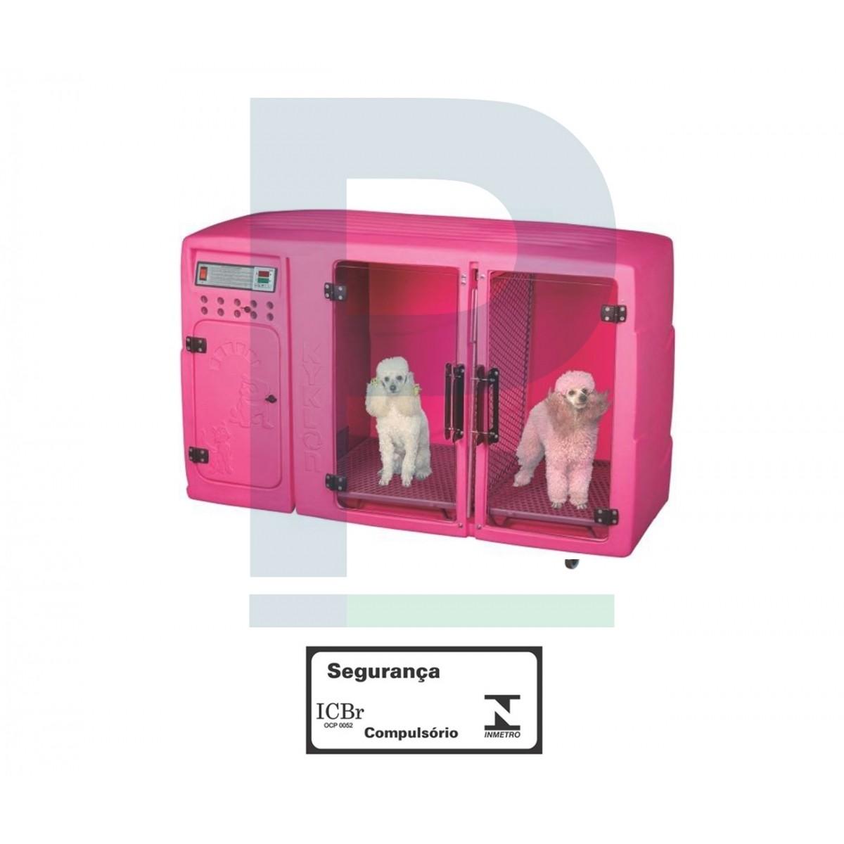 Máquina de Secar - Pink