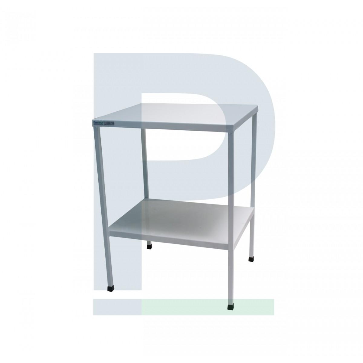 Mesa reforçada para estufa e autoclave