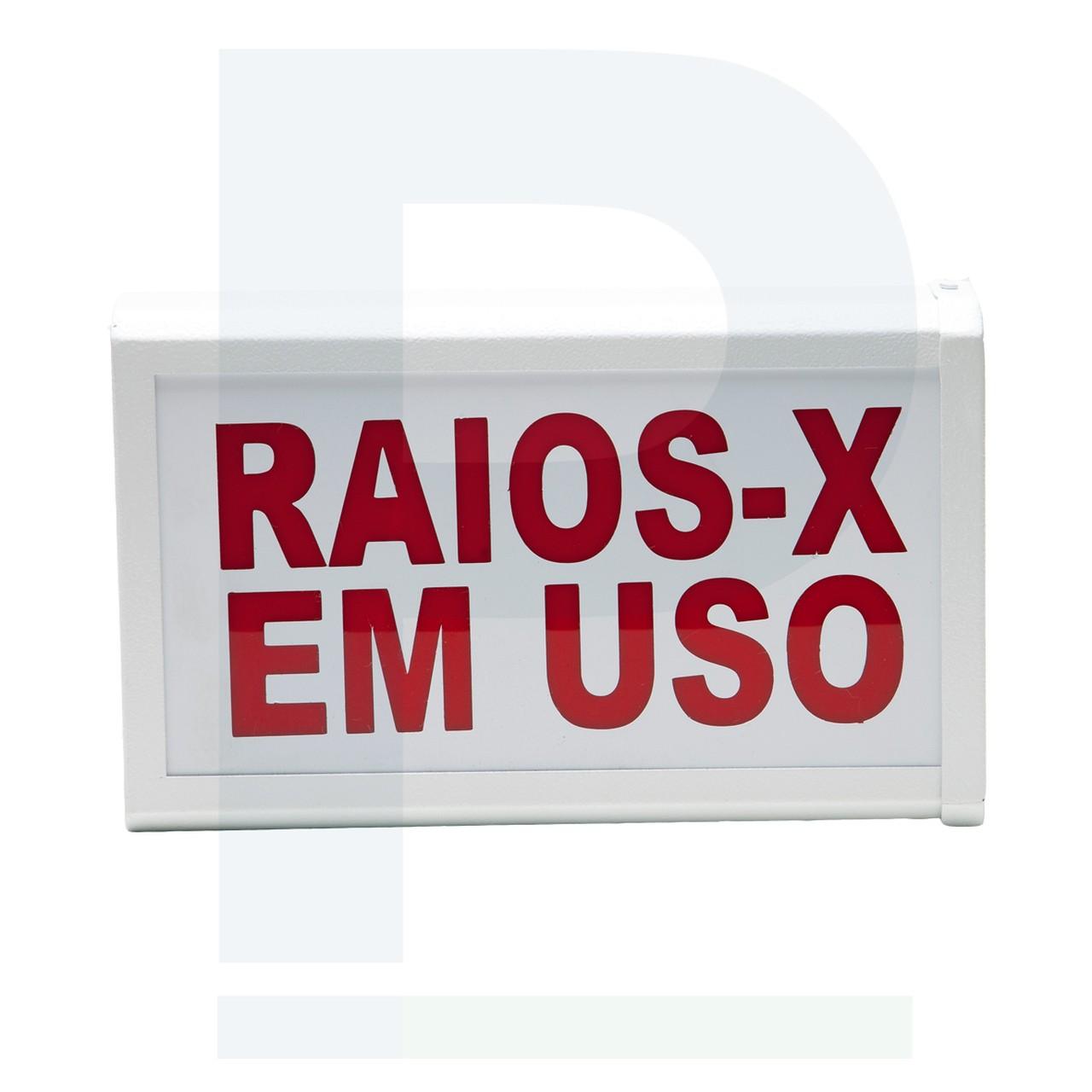 Sinaleiro Raio X