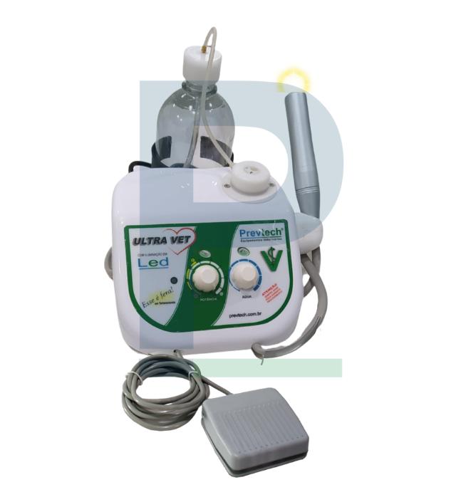 Ultravet Fera C/ LED -Ultrassom c/led bivolt com reservatório Prevtech