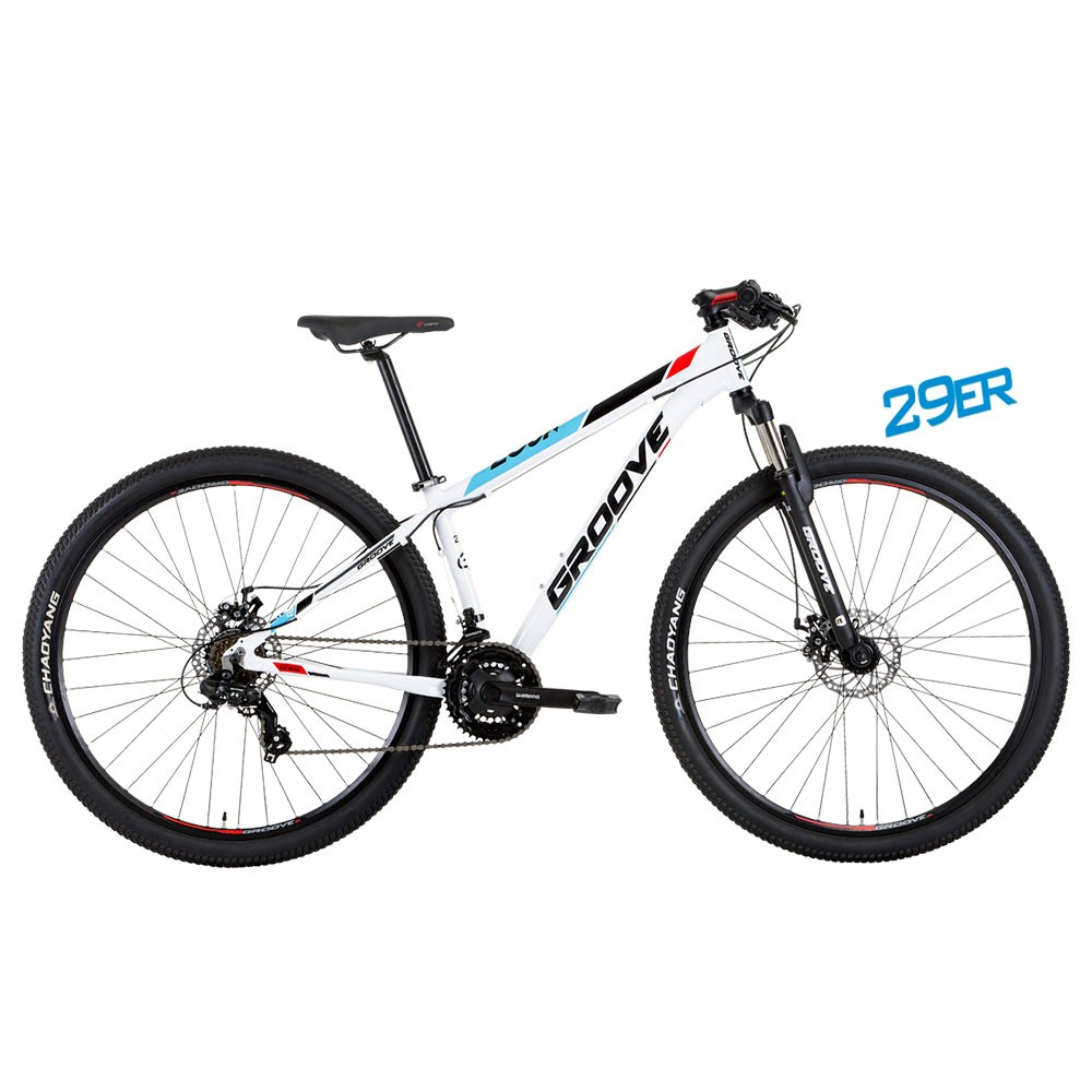 Bicicleta Groove Zouk