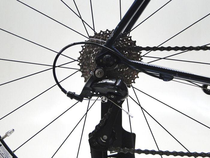 Bicicleta Scott Cr1 30 Carbon 2015 Tamanho 56 (Usada)
