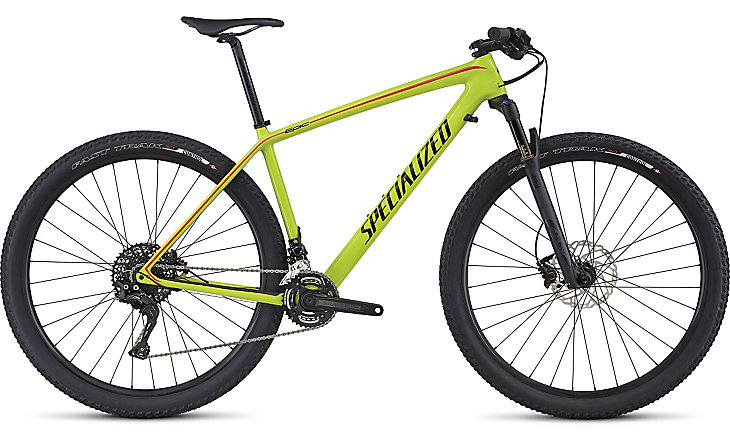 Bicicleta Specialized Epic Hardtail Comp Carbon 2017