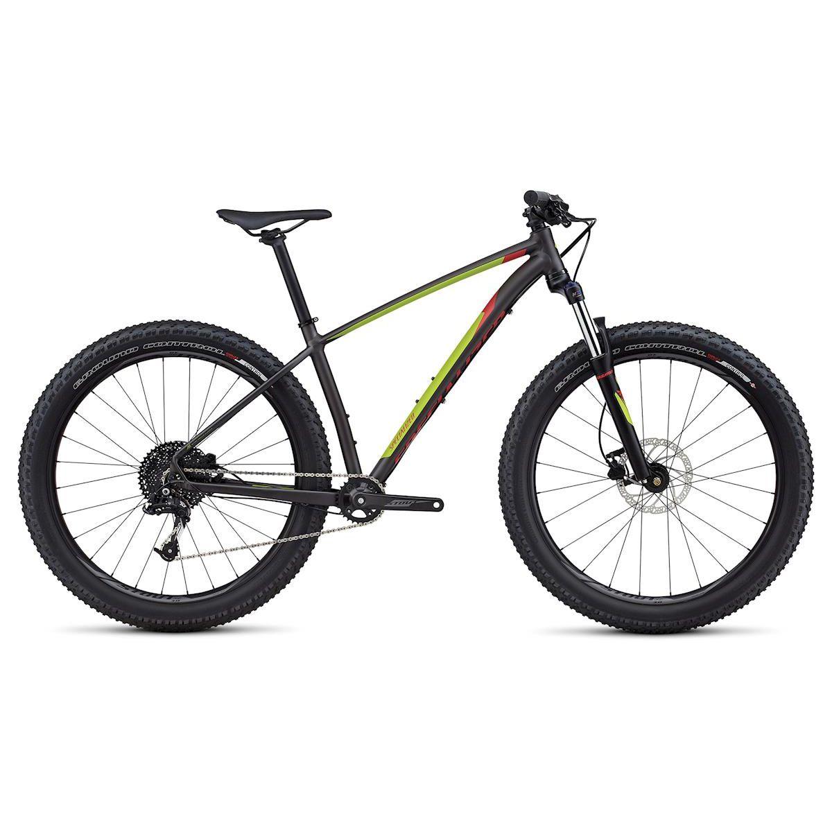 Bicicleta Specialized Fuse 6Fattie 2018