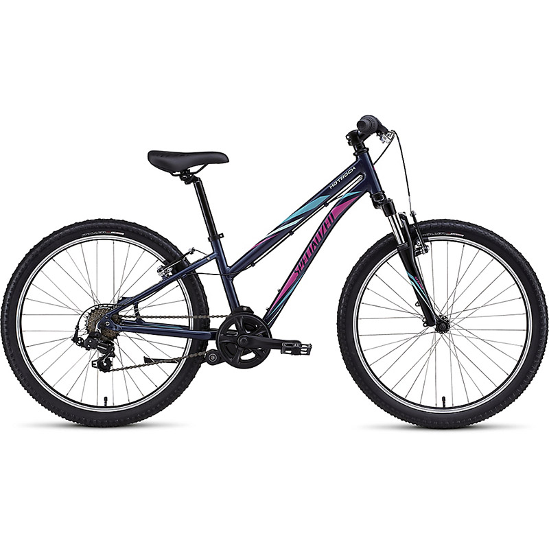 Bicicleta Specialized Hotrock Aro 24 2017