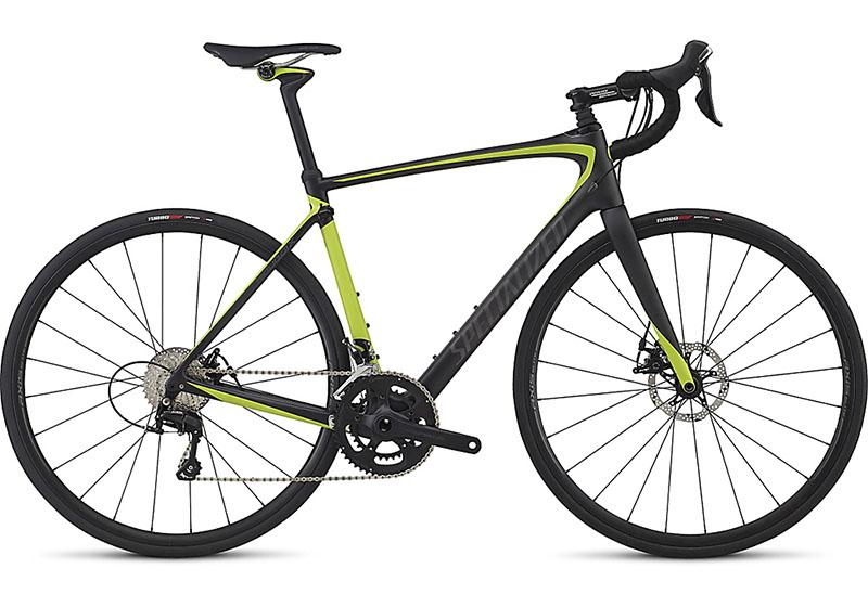 Bicicleta Specialized Roubaix Elite Carbono 2017