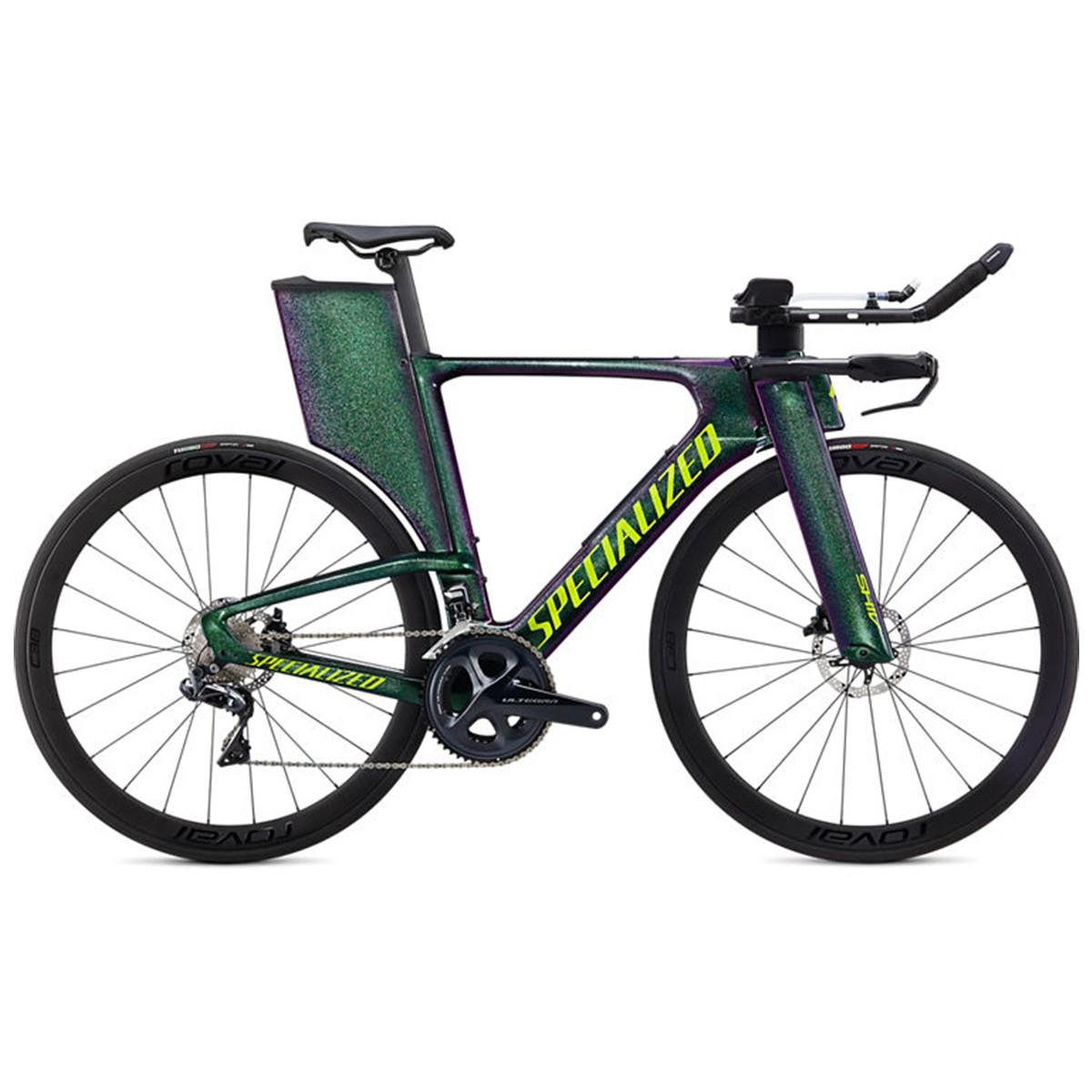 Bicicleta Specialized Shiv Expert Disc Udi2 2020