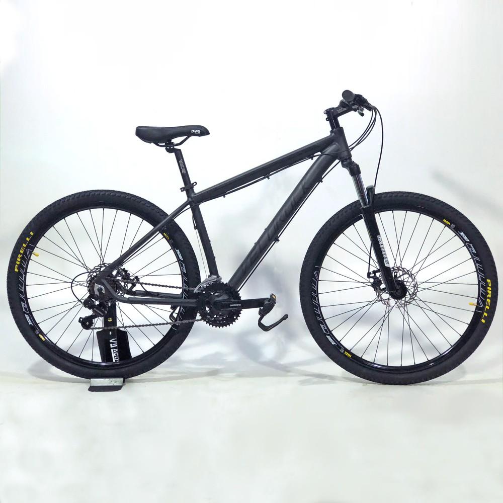 0b9d3eb44 Roda Livre Bicicletas - Bicicleta Velorock Raptor Mtb Aro 29 Tamanho ...