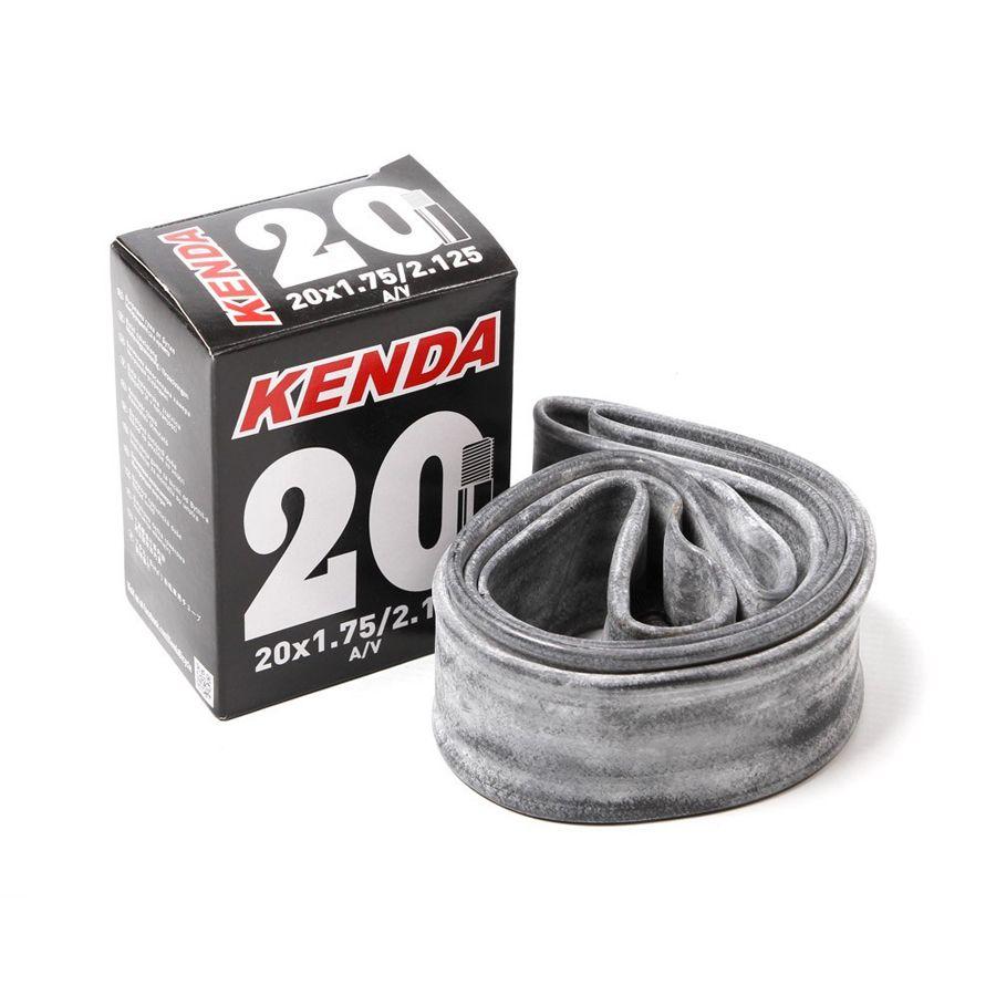 Câmara de Ar Kenda 20X1.75 / 2.125 Válvula Americana 35mm