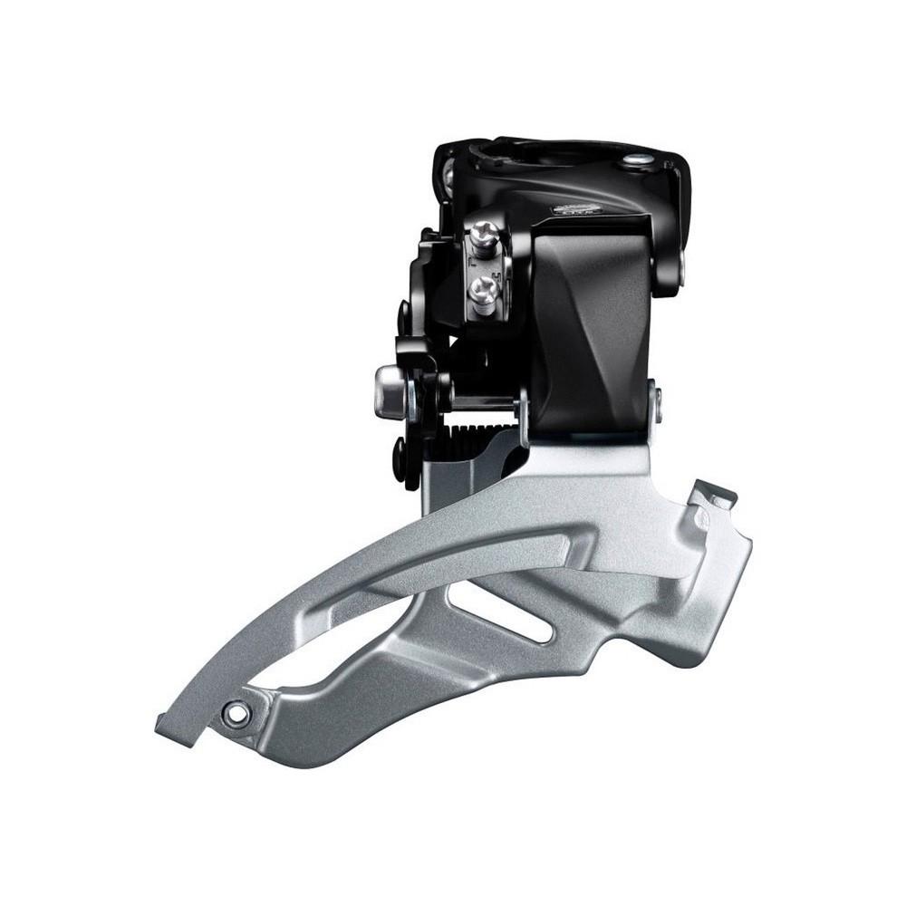 Câmbio Dianteiro 9V Shimano Altus FD-M2000 34.9mm D Swing Dualpul