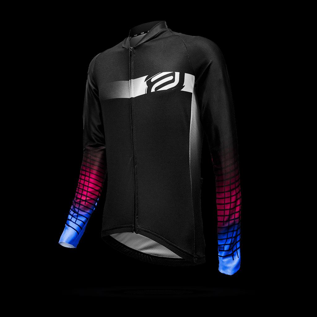 Camisa Asw Active Futura M/L 18