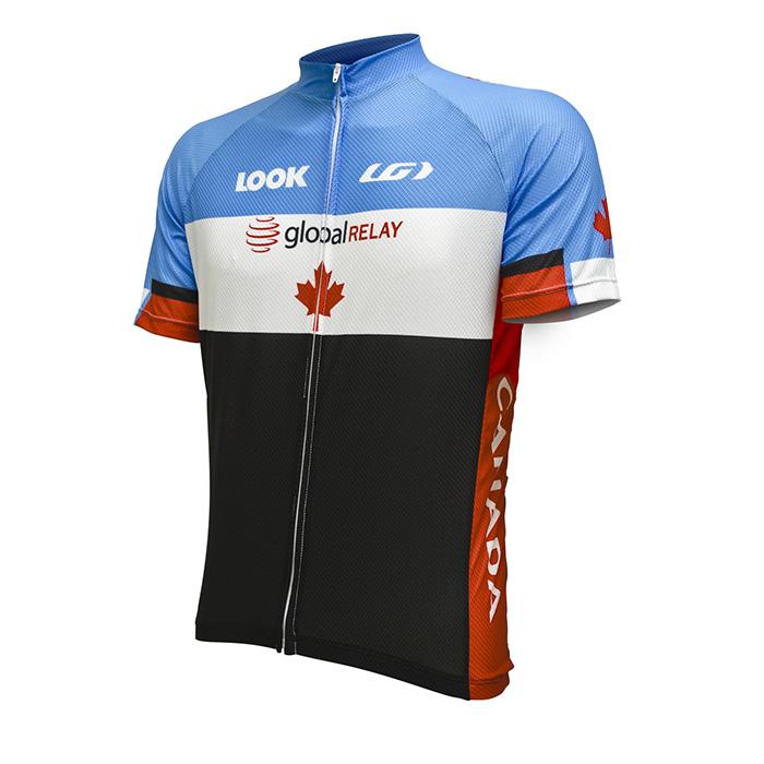 Camisa Louis Garneau Equipe Pro Replica