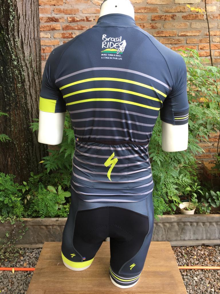 Camisa Specialized SL Expert Custom Brasil Ride